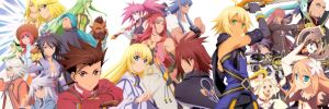 Tales of Symphonia Twitter Cover by Helryu