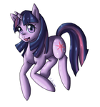Little Twilight Sparkle by Sofua