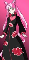 Black Lady Akatsuki by moonangelbeauty