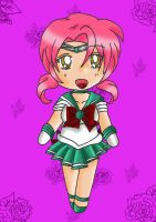 Chibi Project 1: Sailor Presia by TenshiNeera