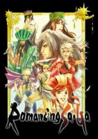 Romancing Saga by sinner18th