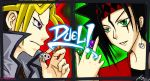 It's Time to Duel by Dark-Angel-san