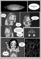How i met Slenderman and Jeff, Part 3. by PutaRabbitYandere