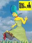 Land of the Giant Simpsons... by Gulliver63