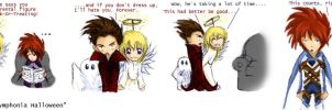 Tales of Symphonia Halloween by higheternity