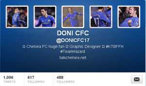 My header on Twitter by DONICFC