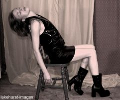 Fainted in the chair... by lakehurst-images