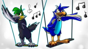=The duet= by TheEnthusiasticWolf