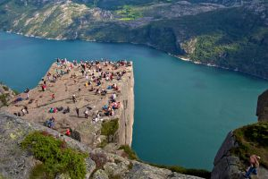 Preikestolen 5 by batmantoo
