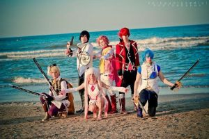 Madoka Magica Cosplay - Our Destiny... by DakunCosplay
