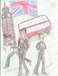 To London by TheCaptainAnnie