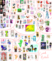 { HUGE-ASS OC Clearance! 30 Points and Under! } by YaoiDaddy