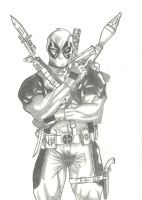 Deadpool 2 by Homefront5