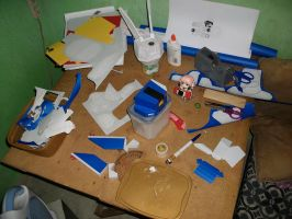Megas XLR Project Extras:Behind the Works by MarcGo26
