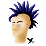Punk by ColibriNegro