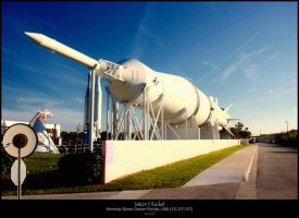 Saturn V by staind80