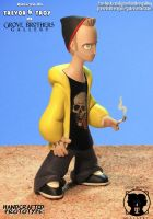 'Breaking Bad' GroveBro Toons Jesse Pinkman2 by TrevorGrove