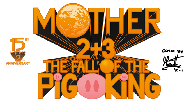 MOTHER 2+3: TFOTPK Logo 3.0 by Marcotto