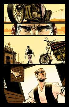 TTAD pg.1 Colors by JeffStokely