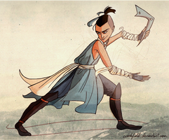 Sokka - Secret Santa for Keitana by Wickfield