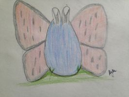 Easter Butterfly by angelholmes