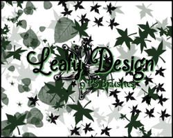 PS Leafy Design by Illyera