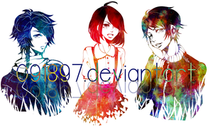experimental halfbody commission batch 1 by 091897