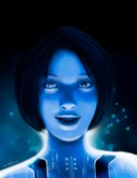 Cortana by HikaruIshiju