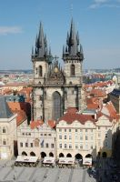 Church - Prague 1 by Lauren-Lee