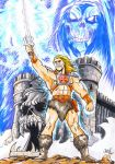 Masters of the Universe Commission by DerFanboy
