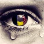 Pray For Belgium, Pray For Brussels by SuperNoval