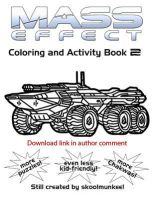 Coloring and Activity Book 2 by skoolmunkee