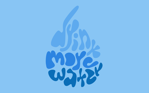 Day 3: Drink More Water by ashweez