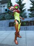 3D printed Samus cosplay 10 by TalaayaCosplay
