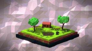 LowPoly_03 by BlenderShapes