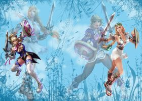 SOUL CALIBUR GREEK WALLPAPER by Tsuzenu