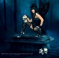 .Angel of the dead by BellaArtemis