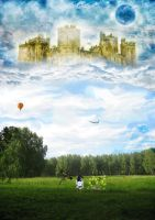 The world as i see it by AL3KSAND3R