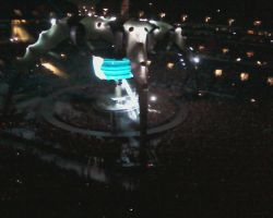 U2 Concert Picture 10 by Ealdeth