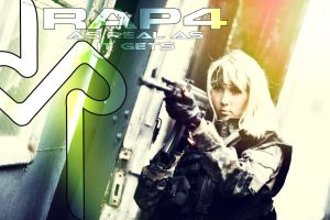 RAP4 Wall Paper by RealActionPaintball