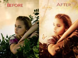 Before After 27 by FP-Digital-Art