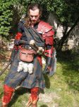 Celtic Warrior 3 by Bear-Crafter