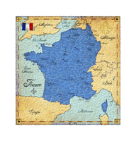 Napoleon II - Natural borders of France by Scipia