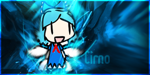 Smudge Practice: Cirno by FlyingGinger