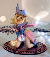 Its Dark Magician Girl by Mangamad