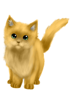 Baby Firestar    xD by shadowfeather01