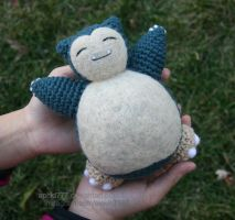 Travel-Sized Snorlax