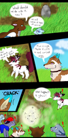 Fun Comic Project Page 3 by Lizzara