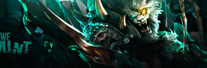 Tonight We Hunt - Rengar Sig by GreenMotion