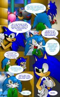 SonAmy Story Page 28 by Ran-TH